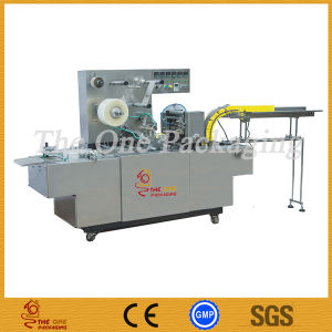 Tocow-300c Automatic Cellophane Over-Wrapping Machine