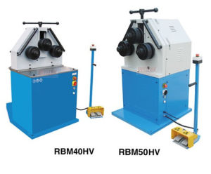 Electric Round Bending Machine (RBM50HV RBM40HV) pictures & photos