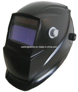 Auto on/off\Solar Powered Welding Mask (F1190DF) pictures & photos