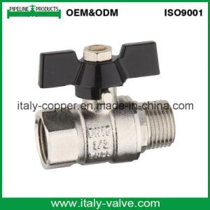 Customized Top Quality Brass Forged Gas Ball Valve (AV1060) pictures & photos