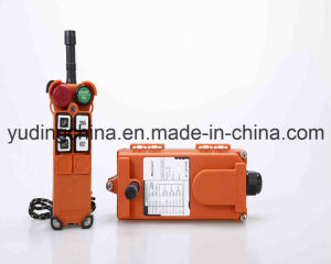 Factory Price Industrial Wireless Radio Remote Control F21-4D pictures & photos