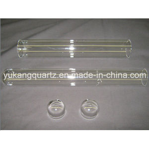 Clear Quartz Tube pictures & photos