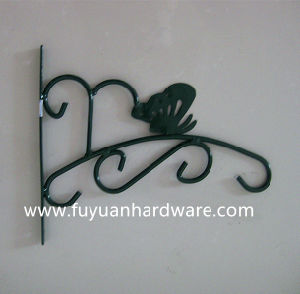Powder Coated Steel Hanging Hook for Flower Pot pictures & photos