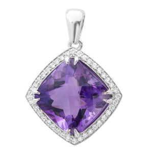 Gemstone Jewelry 925 Sterling Silver Pendants Wholesales pictures & photos