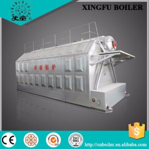 Chain Grate Water Tube Coal Fired Steam Boiler pictures & photos