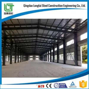 Pre-Fabricated Steel Structure Building pictures & photos