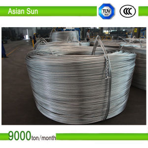 9mm Aluminium Wire Rod for Electrical Use pictures & photos