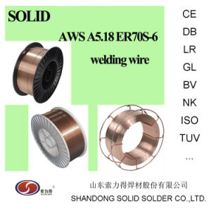 CE Approved Sg2 Welding Wire Er70s-6 CO2 MIG Wire pictures & photos