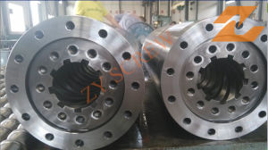 Feeding Section Barrel for Plastic Processing Machinery pictures & photos