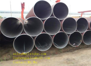 ERW Line Pipe API 5L, Welded Steel Pipe 660mm, ERW Steel Tube ASTM A53 Gr. B pictures & photos