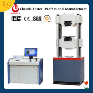 Computer Display Electonic-Hydraulic Universal Testing Machine