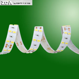 100lm/W 5630 Double Row LED Light Strip (ZD-FS5630-120W)