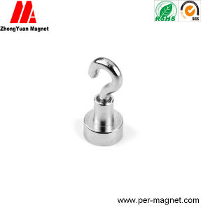 Strong Sintering NdFeB Permanent Magnetic Holding Hook