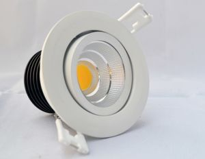 10W COB LED Downlights Manufacture