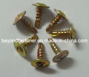Screw Pan/Truss Head Self Drilling Screw Roofing Screw Bolts pictures & photos