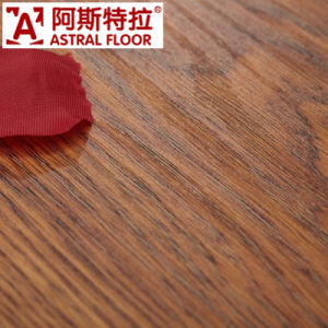 12mm Big Size Little Embossment (V-Groove) Laminate Flooring (AS3101-9) pictures & photos
