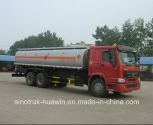 Sinotruk HOWO 6*4 Truck Fuel Tanker pictures & photos