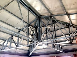 triangular steel roof truss building - Metal Roof Trusses