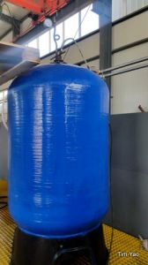 FRP Tanks for Water Filters, Ion Exchange, Active Carbon Filters pictures & photos