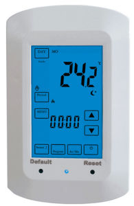 Digital Touch Screen Room Floor Heating Thermostat (TSP750E)
