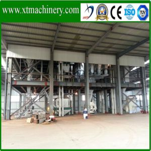 Poultry Raising, Duck, Hens, Dove, Sheep, Feed Pelleting Extruder pictures & photos