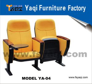 Hotsale Commercial Theater Chair with Table (YA-04) pictures & photos