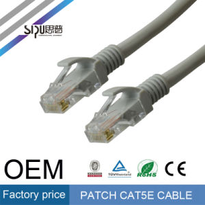 Sipu Wholesale RJ45 Cat5e UTP Patch Cord Cable Factory Price