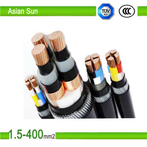 4 Core LV Cable Insulation PVC or XLPE Power Cable pictures & photos