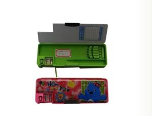Color Print Cartoon Tin Pencil Case (5012) pictures & photos