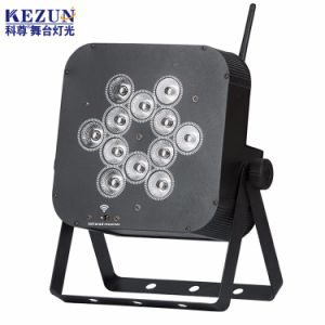 led dmx christmas lights led rgbaw uv zoom par 12x12w zoom led par lights for stage