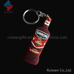 Rubber Key Holder with Embossed Logo for Advertising Gifts pictures & photos