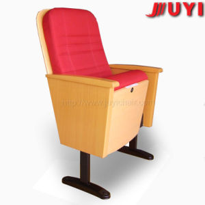 Jy 603m Outdoor 5D Recliner English Movies Wood Part Cup Holder Theater  Seating Chairs Wooden Cafe Chair Theater Seat Numbers