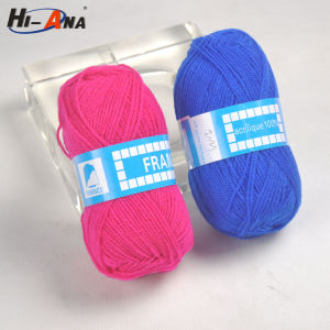 Advanced Equipment Cheaper Yarn for Knitting Socks pictures & photos