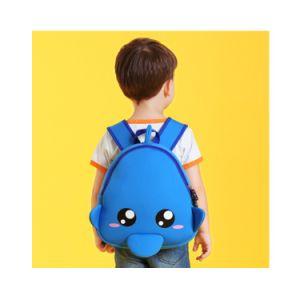 2017 Hot Selling Cute Animal Cartoon Neoprene Baby Backpack Kids School Bag 421d0abc41844