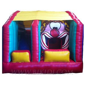 Inflatables Clown Bouncing Castle (B3016) pictures & photos