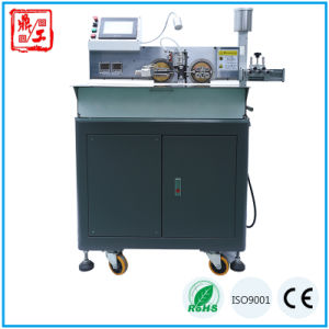 Automatic Cable Harness Processing Machine for Stripping and Tinning pictures & photos