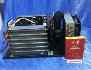 China World S Smallest Dc 12v Air Conditioner Unit China Air Conditioner Heat Exchanger