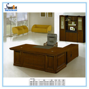 Office Furniture Director Wooden L Shaped Desk Fec A18