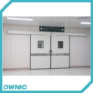 Automatic Hermetic Sliding Door for Hospital pictures & photos