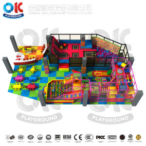 Plastic Hot Selling Funny Indoor Playground pictures & photos