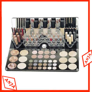 Shop Makeup Display Rack pictures & photos