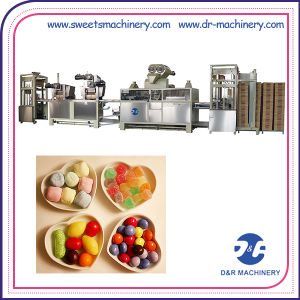 Various Jelly Candy Manufacturers Mogul Plant Machine Manufacturing Candy pictures & photos