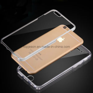 360 Full Covered Anti Fall Ultra Thin Soft Cell Phone Case for iPhone 7/7 Plus