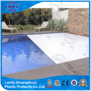 Retractable Automatic Pool Cover pictures & photos