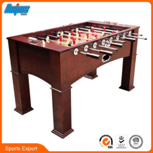 "57"" Professional Wooden Soccer Table for Sale Made in Shenzhen China"