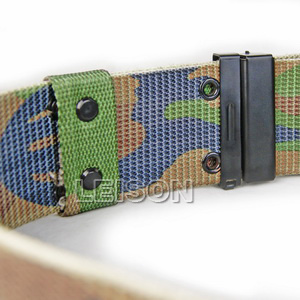 Military Belt of Nylon with Army ISO Standard Camouflage pictures & photos