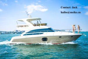 46' Luxury Yacht Fiberglass Hangtong Borose 46 Factory-Direct Customizable