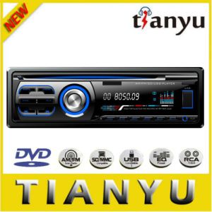 Single DIN Fixed Panel Car DVD 525 pictures & photos