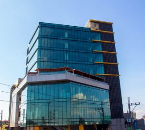 Energy Saving Thermal Break Tempered Glass Facades pictures & photos