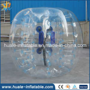 2016 Crazy and Durable PVC Giant Inflatable Bubble Ball for Sale